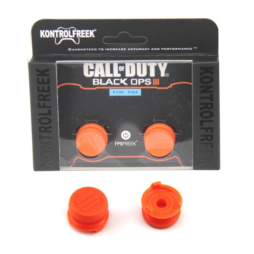 Kontrol Freek Call Of Duty Black Ops Iii Orange Cod Thumb Grips